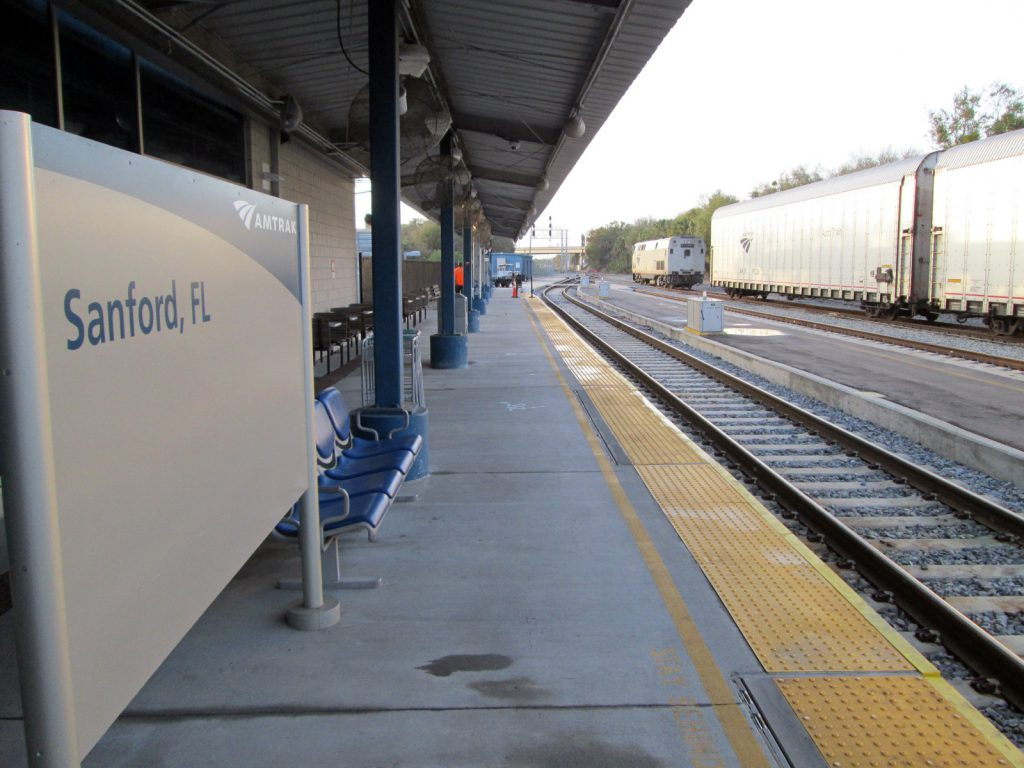 Amtrak, Program Management Plan – Station Renovations