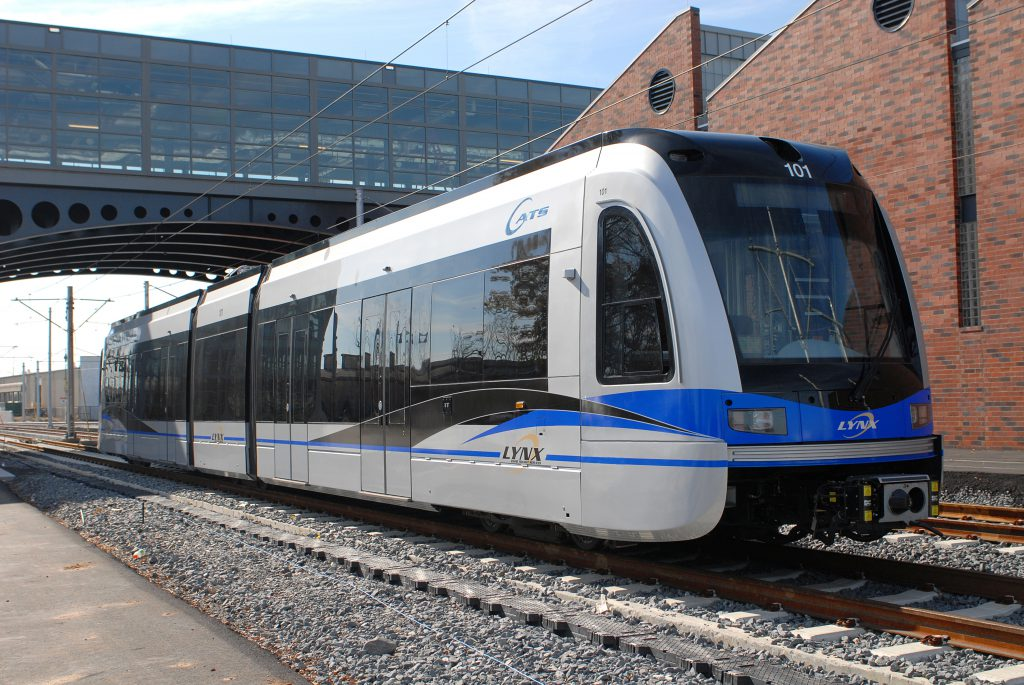 Charlotte Area Transit System, LYNX Blue Line Extension Preliminary Engineering and Final Design