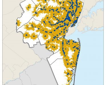 New Jersey Transportation Planning Authority, Connectivity Study