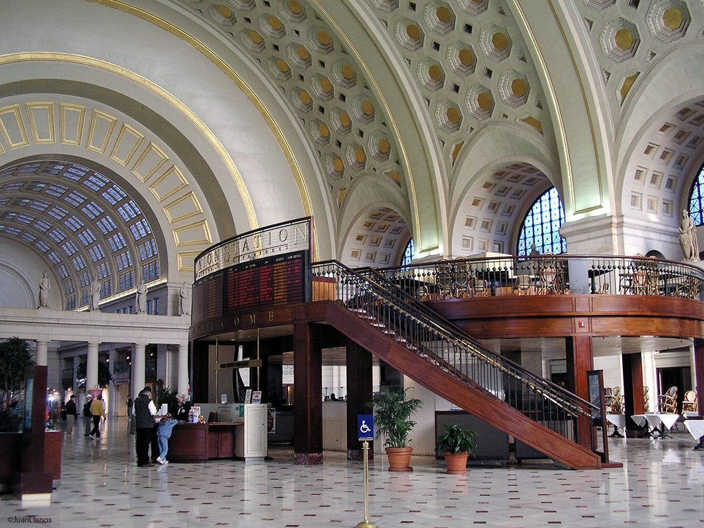 Amtrak, Master Plan – Washington Union Station