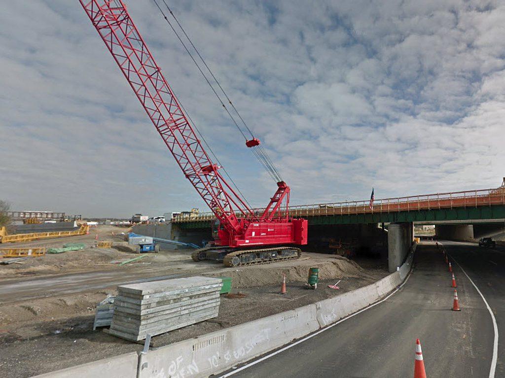 New Jersey Turnpike Authority, Interchange 125 Ramp Improvements