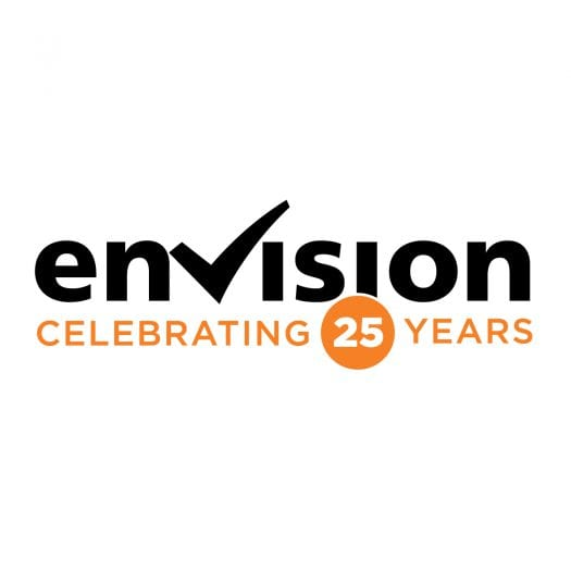 Envision Celebrates 25 Years of Partnerships