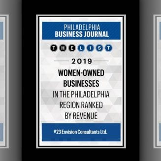 Envision Ranked #23 on the PBJ's Women-Owned Businesses List