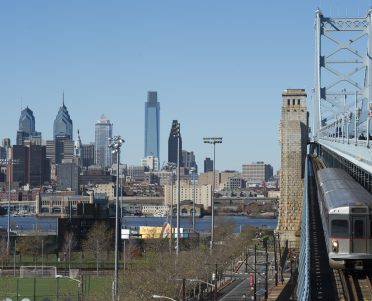 Delaware River Port Authority,  Ben Franklin Bridge Track Rehabilitation