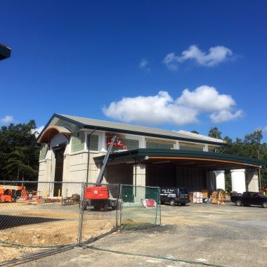 New Jersey Turnpike Authority, Facilities Improvement Program: Design & Construction