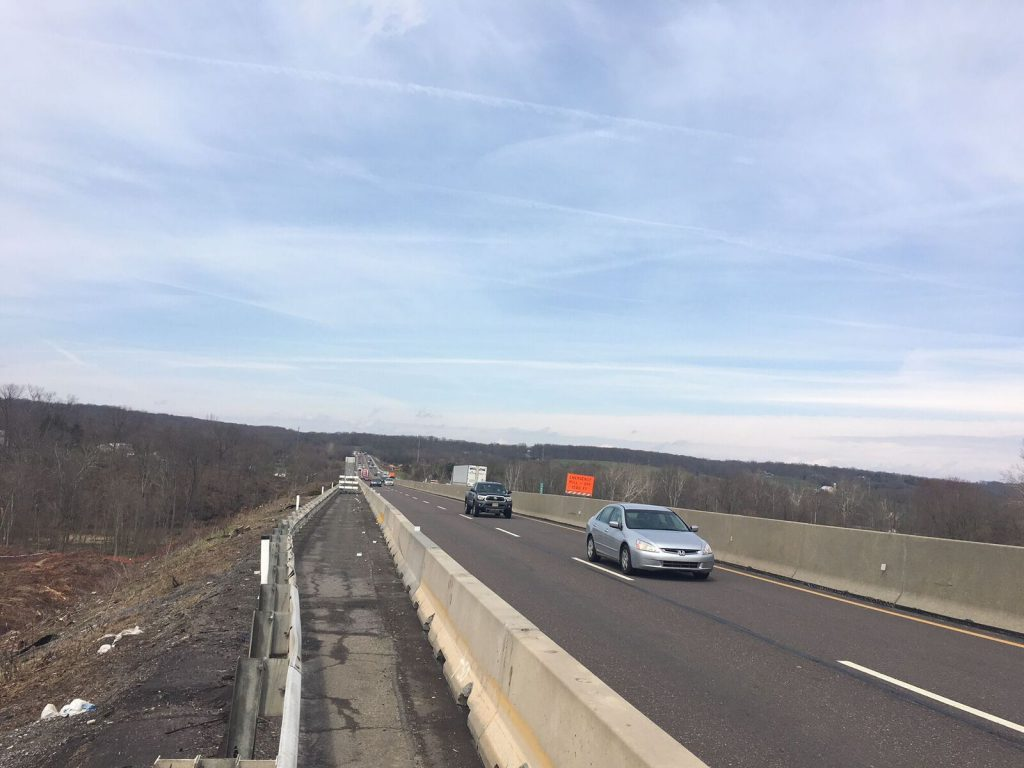 Pennsylvania Turnpike Commission, Roadway and Bridge Reconstruction – Milepost A31.34-A37.39