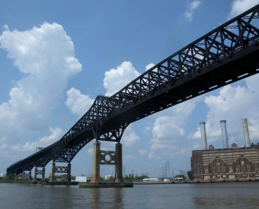New Jersey Department of Transportation, Pulaski Skyway Improvements and Deck Replacement