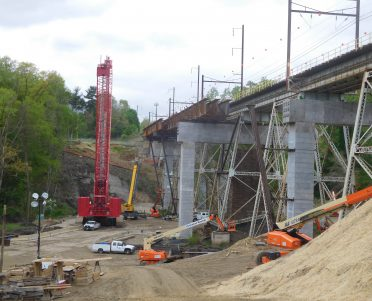 SEPTA, Media/Elwyn Regional Rail Line – Crum Creek Viaduct Replacement