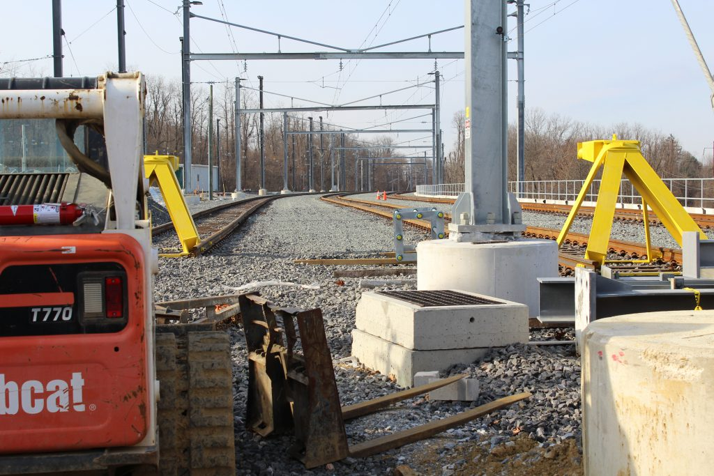 SEPTA, Frazer Shop & Yard Expansion