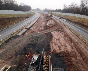 Delaware River Joint Toll Bridge Commission, Scudder Falls Bridge Noise Abatement Walls