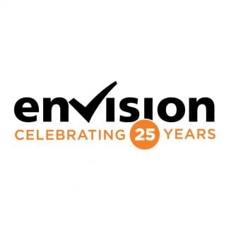 Envision Celebrates 25 Years of Partnerships