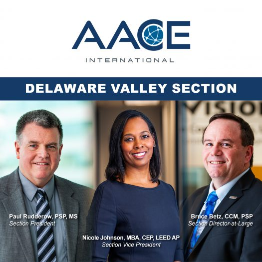 Envision's Senior Consultants Elected to AACE International's Delaware Valley Section Board