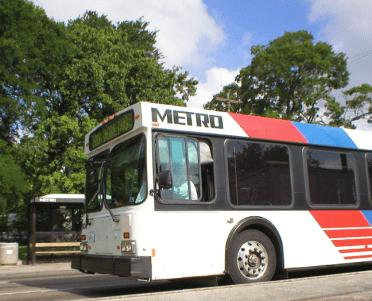 Houston METRO-Uptown Development Authority-Harris County Improvement District / Dedicated Bus Lanes