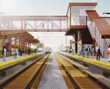 Rhode Island Department of Transportation (RIDOT) Pawtucket/Central Falls Commuter Rail Station and Bus Hub