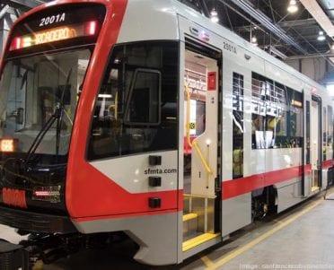 San Francisco Municipal Transportation Agency (SFMTA) Central Subway