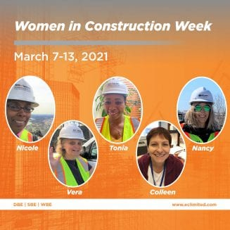 Envision Celebrates Women in Construction Week