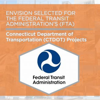 Envision Selected for the Federal Transit Administration's CTDOT Task Order Assignments
