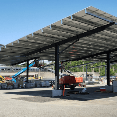 Delaware River Port Authority, Sunpower Solar Energy Project